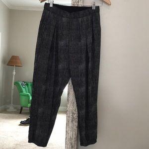 Lululemon silk pants